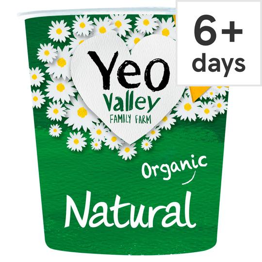 Yeo Valley Natural Yogurt 150G