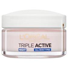 image 3 of L'oreal Paris Triple Active Night Cream 50Ml