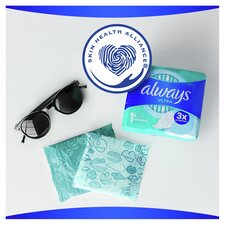 image 2 of Always Ultra Size 1 Sanitary Towels With Wings 32 Pack