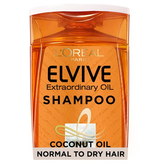 L'oreal Elvive Extraordinary Coconut Oil Shampoo 300Ml