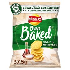 image 1 of Walkers Baked Salt & Vinegar 37.5G