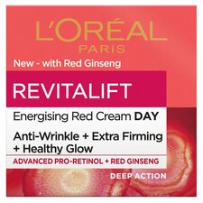 image 1 of L'oreal Paris Revitalift Ginseng Glow Day Cream 50Ml