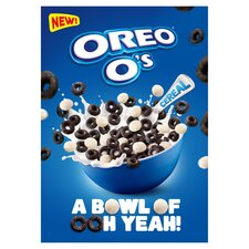 image 2 of Oreo O's Cereal 350G