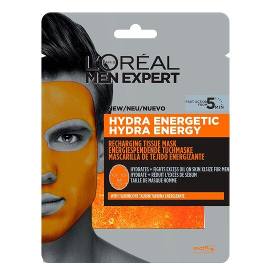 L'oreal Men Expert Energetic Tissue Mask 30G