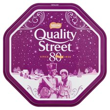 image 1 of QUALITY STREET Tin 750g