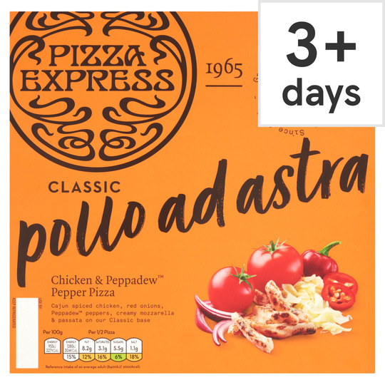 Pizza Express Pollo Ad Astra 280g