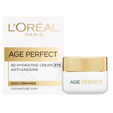 image 2 of L'oreal Paris Age Perfect Rehydrating Eye Cream 15Ml