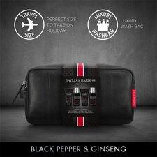 image 4 of Baylis & Harding For Him Black Pepper & Ginseng Wash Bag Giftset