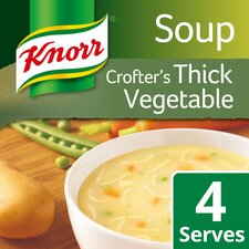 image 1 of Knorr Thick Vegetable Dry Soup 75G