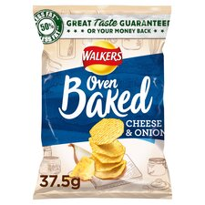 image 1 of Walkers Baked Cheese & Onion 37.5G