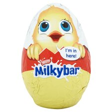 image 2 of Nestle Milkybar Chicken In An Egg 100G