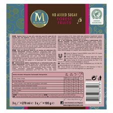 image 3 of Magnum No Added Sugar Forest Fruits 3 X 90Ml