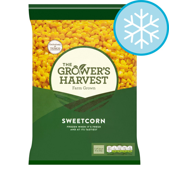 Grower's Harvest Sweetcorn 907G