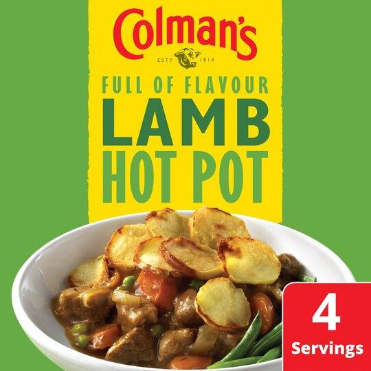 image 1 of Colman's Lamb Hotpot Recipe Mix 41G