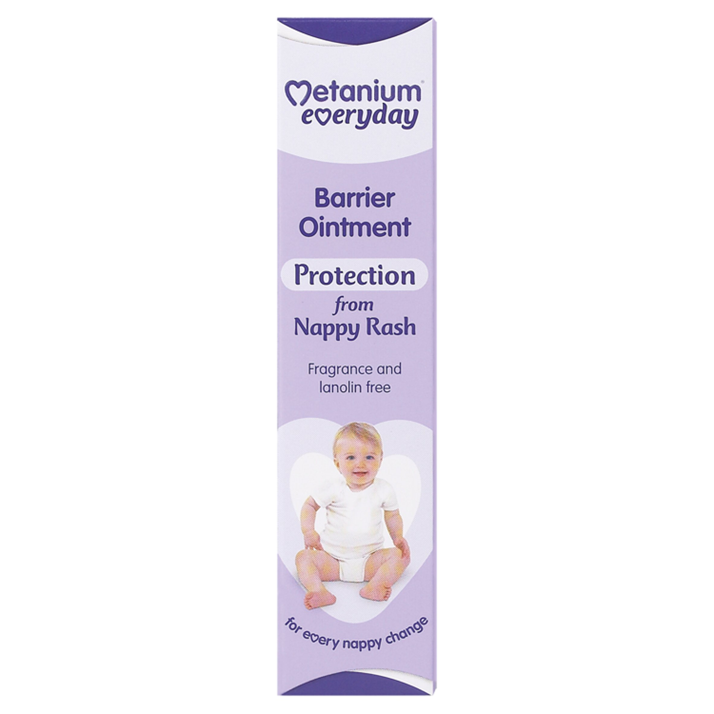 Metanium Everyday Barrier Ointment 40G