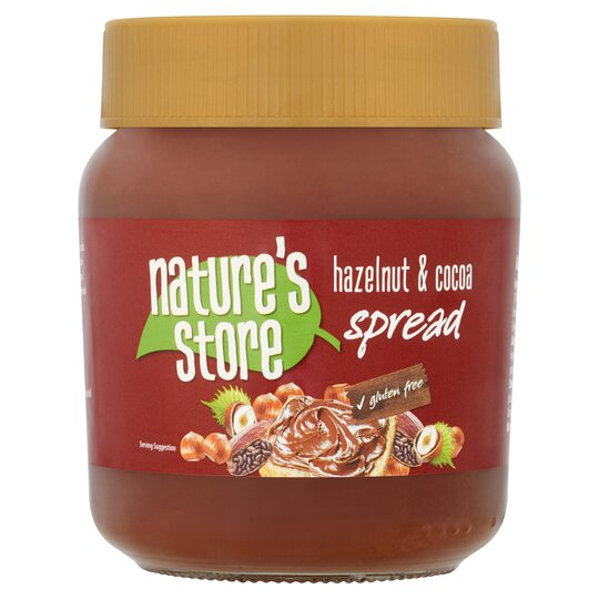 Nature's Store Gluten Free Chocolate Spread