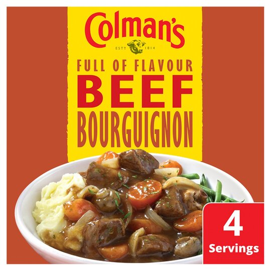 Colman's Beef Bourguignon Recipe Mix 39G