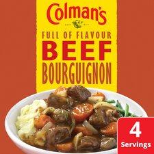 image 1 of Colman's Beef Bourguignon Recipe Mix 39G