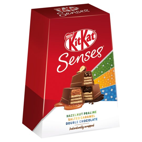 Nestle Kit Kat Senses Chocolate Selection Sharing Box 240G