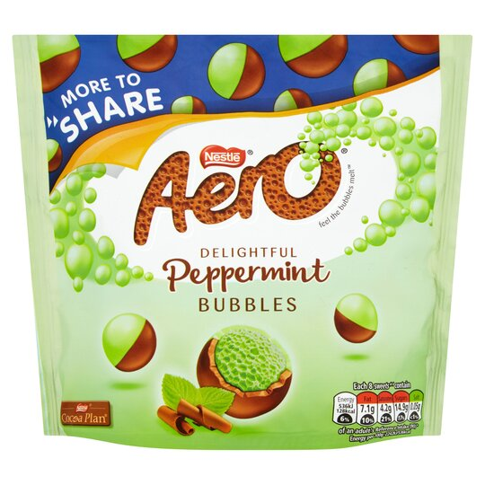 Aero Peppermint Big Bag Share 219G
