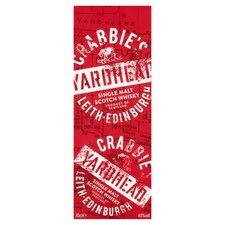 image 1 of Crabbie's Yardhead Single Malt Whisky 70Cl