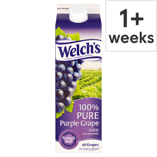 Welch's Purple Grape Juice 1 Litre