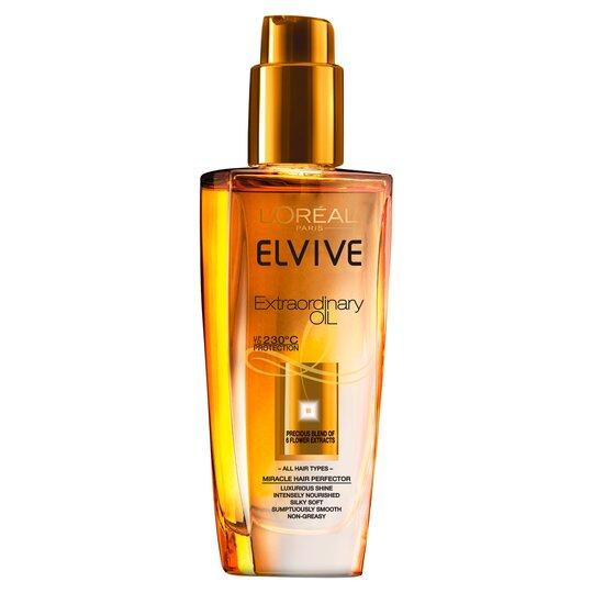 L'oreal Paris Elvive Extraordinary Hair Oil 100Ml