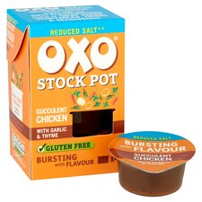 image 2 of Oxo Stock Pot Reduced Salt Chicken 80G