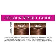 image 3 of L'oreal Casting Creme Gloss Light Brown 600 Semi-Permanent Hair Dye