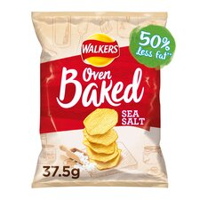 image 1 of Walkers Baked Ready Salted 37.5G