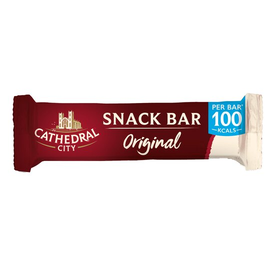 Cathedral City Snackbar Mature Cheddar 24G