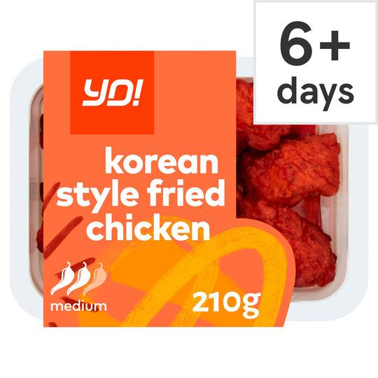 Yo! Korean Style Fried Chicken 210G