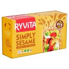image 2 of Ryvita Sesame Crisp Bread 250G