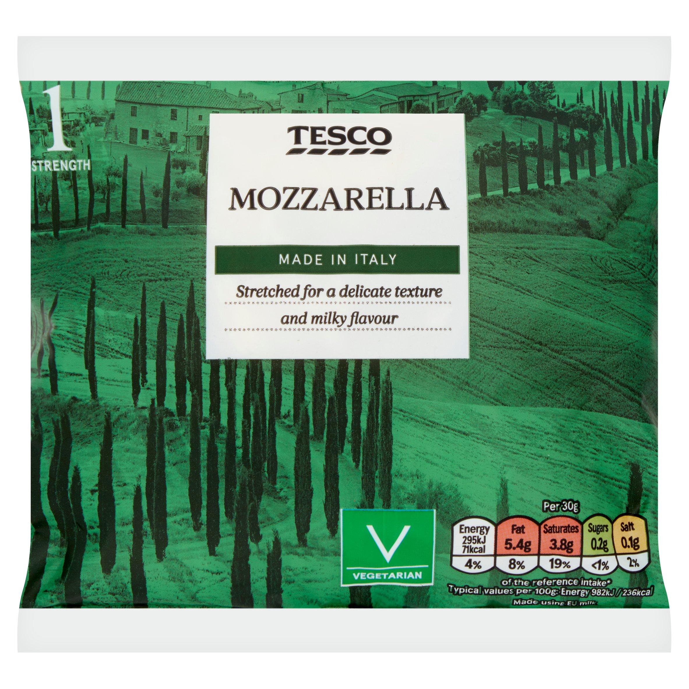 Tesco Mozzarella 240G