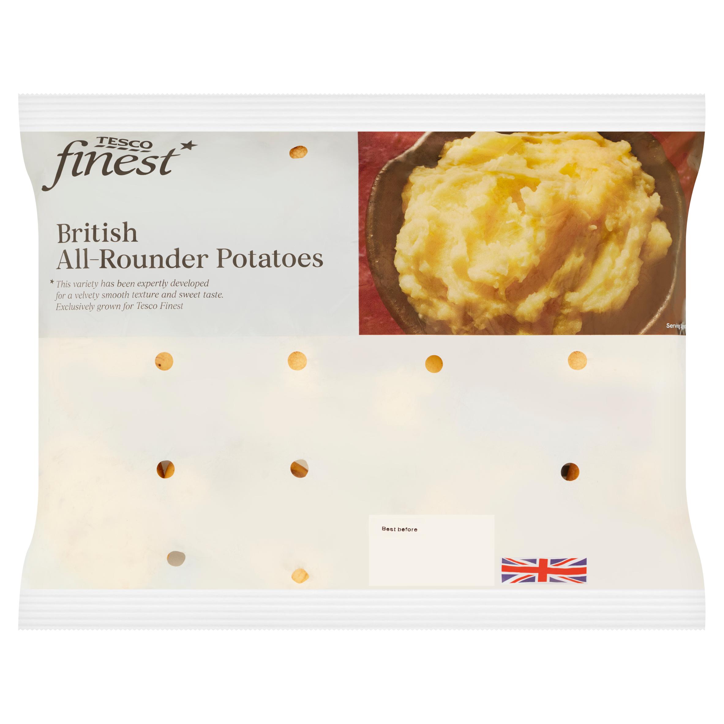Tesco Finest All Rounder Potatoes 2Kg