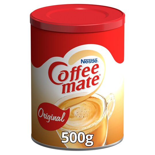 Nestle Coffee-Mate Whitener 500G - Tesco Groceries