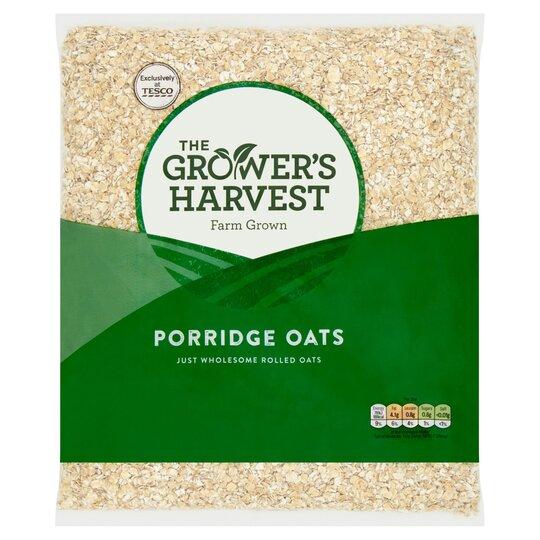 Grower's Harvest Porridge Oats 1Kg