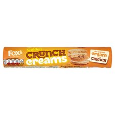 image 1 of Fox's Golden Crunch Creams 230G