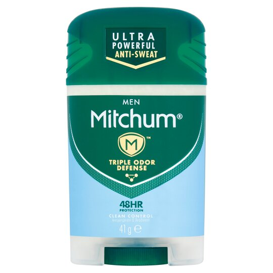 Mitchum Deodorant Clean Control Stick41g