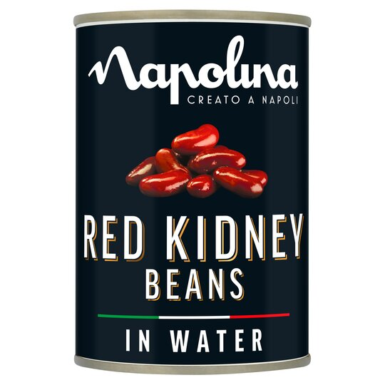 Napolina Red Kidney Beans 400g Tesco Groceries