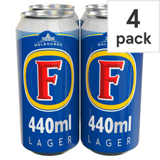 image 1 of Fosters 4X440ml