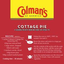 image 4 of Colman's Cottage Pie Recipe Mix 45G