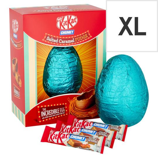 image 1 of Nestle Kit Kat Salted Caramel Giant Egg