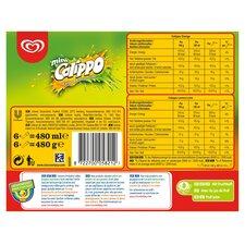 image 3 of Walls Calippo Max Orange Lemon & Lime 6X80ml