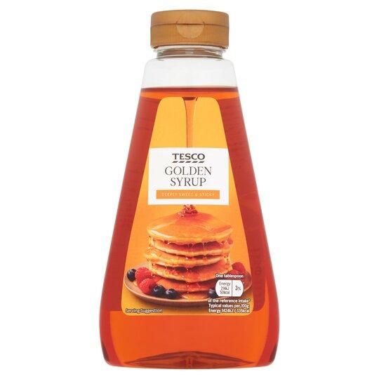 Tesco Golden Syrup 680g Tesco Groceries