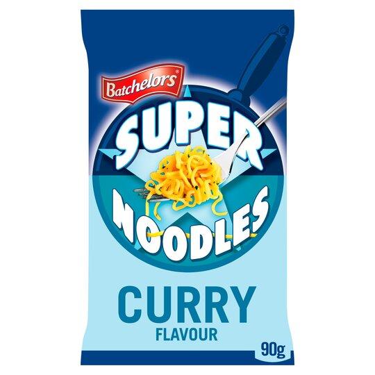 Batchelors Super Noodles Mild Curry 90G