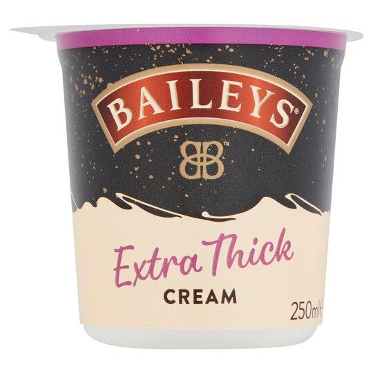 Bailey's Extra Thick Cream 250Ml