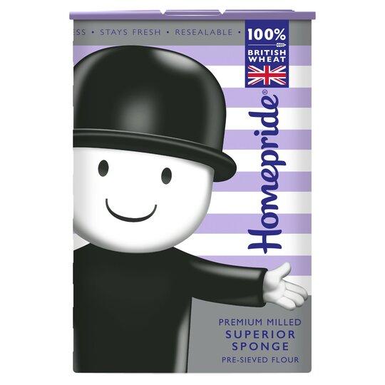 Homepride Premium Milled Superior Sponge Flour 1Kg