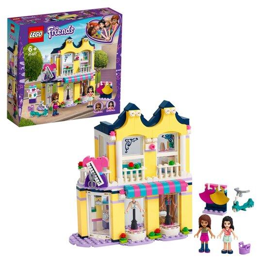 LEGO Friends Emma's Fashion Shop Play Set 41427