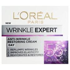 image 1 of L'oreal Paris Wrinkle Expert 55+ Calcium Day Cream 50Ml